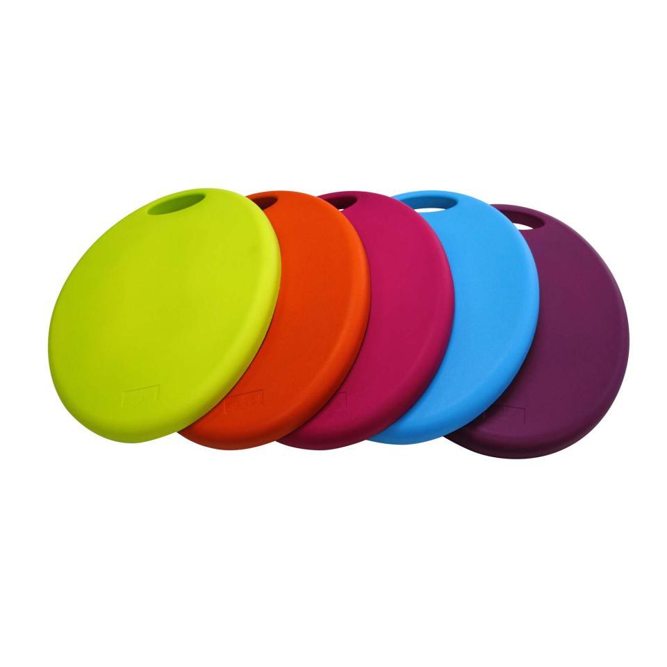 Sebel Cushpods Rainbow Cushions 28(h)x440(w)x345(d)mm Set of 5 Mixed Colours