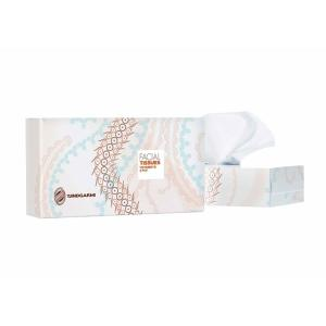 Tjindgarmi Facial Tissue 2ply 110 Sheet Carton 30