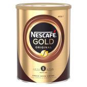 Nescafe Gold Original Instant Coffee 400g Tin