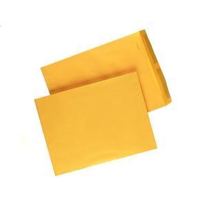 118166 Envelopes Tuff Tan Pocket Peel-N-Seal 405X305mm Each