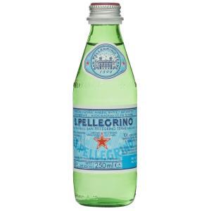 S.Pellegrino Sparkling Mineral Water 250ml Carton 24