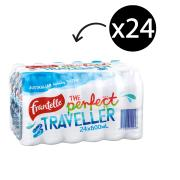 Frantelle Water 600ml Carton 24