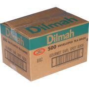 Dilmah Enveloped Tea Bags Earl Grey Carton 500