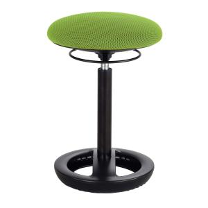 Safco Twixt Chair Desk Height Green