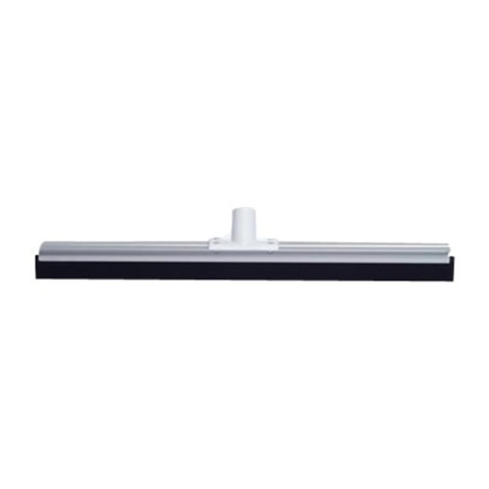 Oates 600mm Aluminium Backed Floor Squeegee White