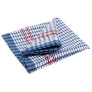Connoisseur Cotton Tea Towel Chequered
