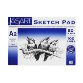 Jasart Sketch Pad A2 100 Page