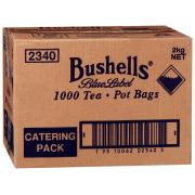 Bushells Black Teapot Tea Bags Carton 1000