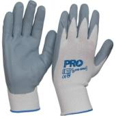 Paramount Safety Nnf Glove Prochoice Litegrip Nitrile Foam Coated On Nylon Liner Pair