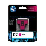 HP 02 Magenta Ink Cartridge - C8772WA