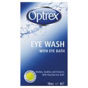 Optrex Fresh Eyes Wash 110Ml