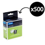 Dymo LabelWriter Return Address Labels 25mm x 54mm