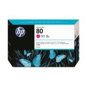 HP DesignJet 80 Magenta Ink Cartridge - C4847A