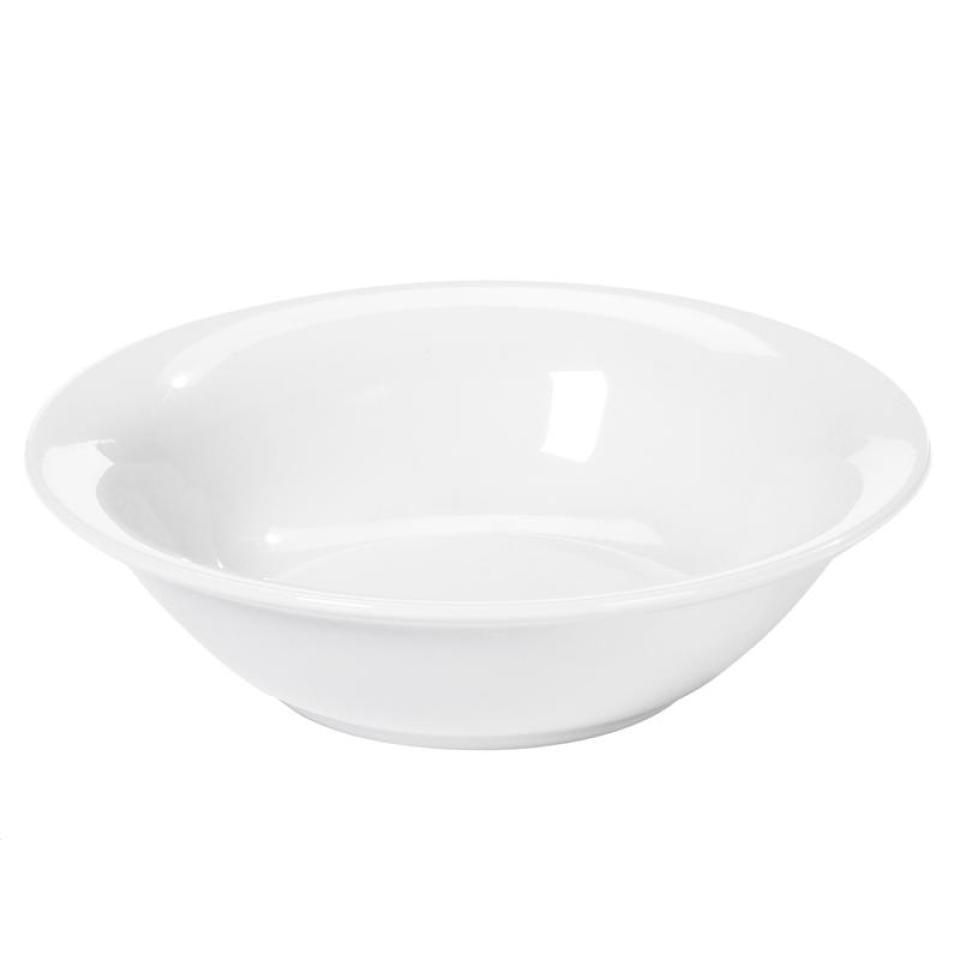 Tomkin Vitroceram Soup/Cereal Bowl 170mm White Box 12