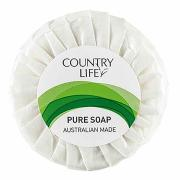 Country Life Pleat Wrap Soap 20gm Carton 400