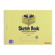 Spirax No.577 Sketch Book 16 Leaf 177X245mm