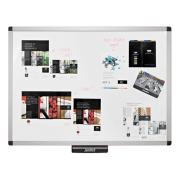 Justick Xcu Frame 900 X 1200mm White Board