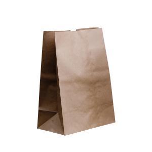 Brown Paper Bag 430(L) X 310(W) X 175MM 120g 80gsm Box 250