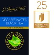 Sir Thomas Lipton Decaffeinated Tea Bags Pack 25