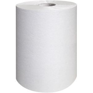 Scott 44199 Long Roll Hand Towel / White / 140 m/Roll / Case of 8 Rolls