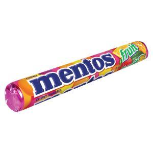 Mentos Fruit 14 Piece Roll Box 40