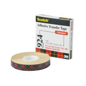 3m Atg Adhesive Transfer Tape 924 12.5mmx32.9m