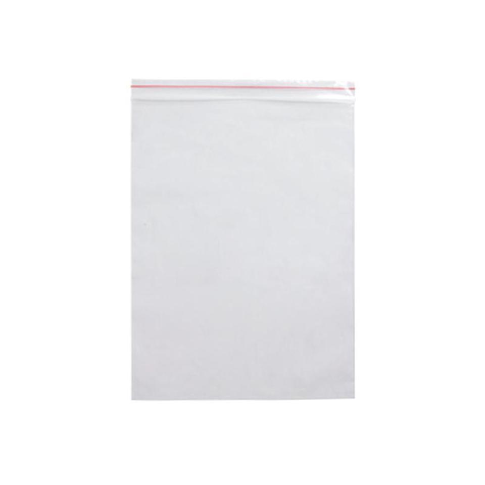 Winc Resealable Polyethylene Bags 305X230mm Box 1000