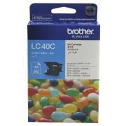 Brother LC40C Cyan Ink Cartridge