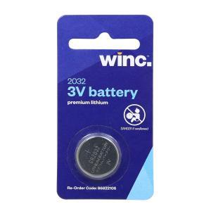 Winc CR2032 3V Premium Lithium Coin Battery Each