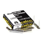 Celco 0031982 File Fastener Two Piece Slide Lock Box 50