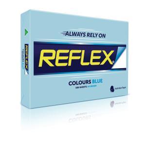 Reflex Colours Copy Paper A4 Blue 500 Sheet