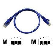 Comsol RJ45 Cat 6 Patch Cable - 0.5 m - Blue