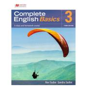 Complete English Basics 3 Student Book 3rd Edition NO DIGITAL