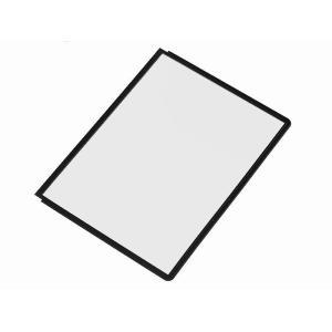 Durable Display System Panels 5606 Pkt5 Black