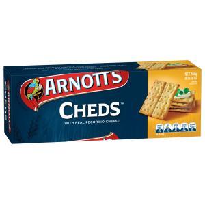 Arnotts Cheds 250g