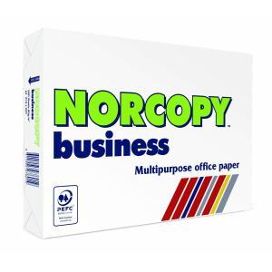 Norcopy A4 Copy Paper 80gsm White Box 5 Reams