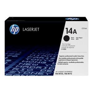 HP LaserJet 14A Black Toner Cartridge CF214A