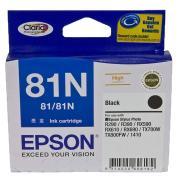 Epson 81N C13T111192 Ink Cartridge Black
