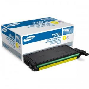 Samsung Y508L Yellow Toner Cartridge - CLT-Y508L