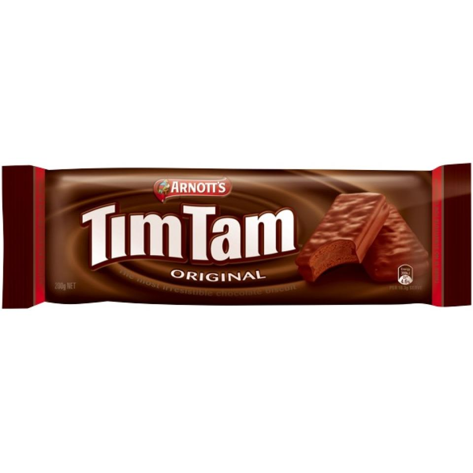 Arnotts Tim Tams 200g
