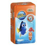 Huggies Little Swimmers Nappy Pants Medium 11-15kg Pack 11 Carton 3