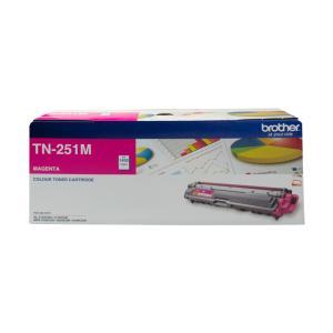 Brother TN-251M Magenta Toner Cartridge