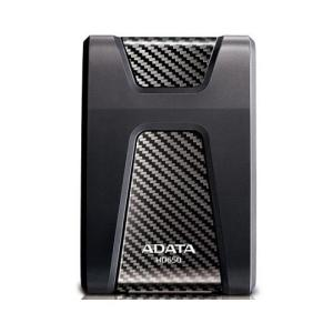ADATA DashDrive HD650 Durable 1 TB USB 3.1 External Hard Drive - Black