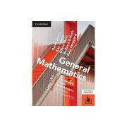 Cambridge General Mathematics Units 1 & 2 print and digital