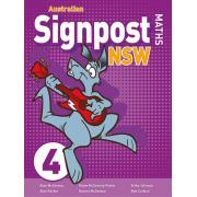 Australian Signpost Maths NSW Year 4  Student Activity Book 2nd Edn