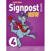Australian Signpost Maths NSW Student Book 4