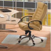 Floortex Chairmat Ecotex 50% Recycled Hard Floor 1200l x 1500wmm Matt