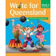 Write For Queensland 4th Edition Book 3. Author Sherylea Jorgensen