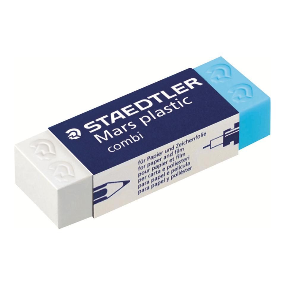Staedtler Mars Plastic Combi Ink Graphite Eraser