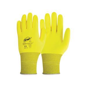 Frontier P4001Hv Ninja Hi Vis Hpt Gloves Size Medium Pair